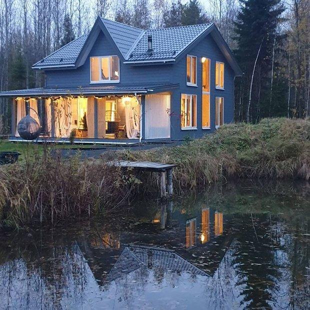 Фотография: Прихожая в стиле Скандинавский, Дом и дача – фото на INMYROOM