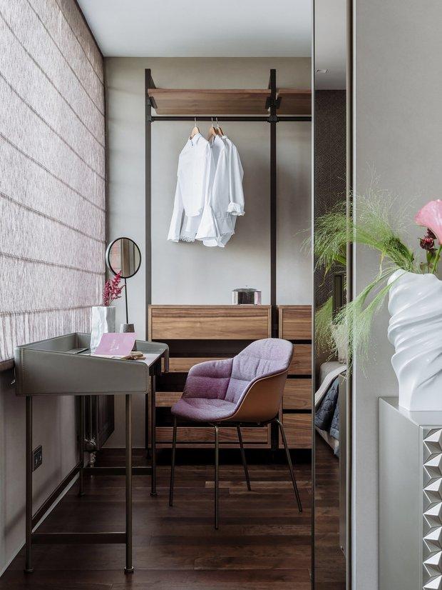 Фотография:  в стиле , Гардеробная, Советы, как оубстроить гардеробную, дизайн гардеробной – фото на INMYROOM
