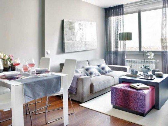 Фотография:  в стиле , Малогабаритная квартира, Советы, Beindesign, дизайн малогабаритки, планировка маленькой квартиры – фото на INMYROOM