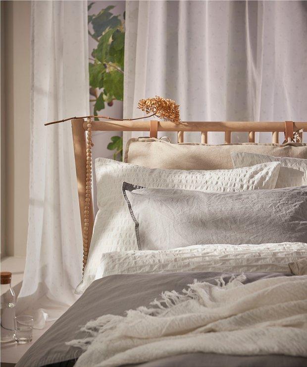 Фотография: Спальня в стиле Эко, Гид, ИКЕА – фото на INMYROOM