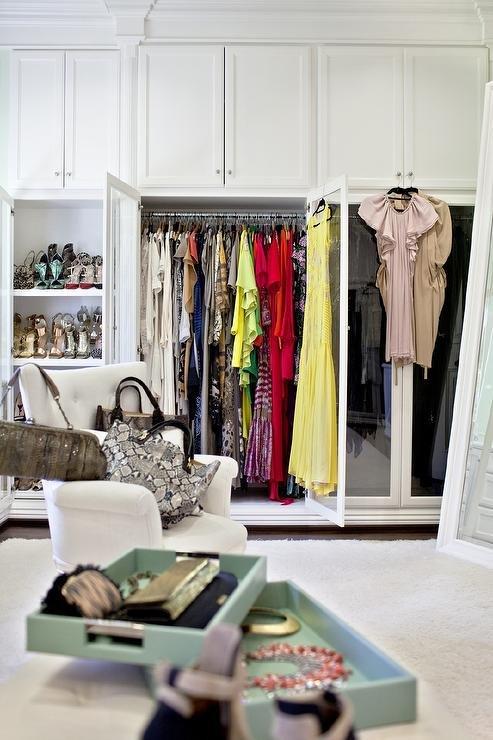 Фотография: Гардеробная в стиле Скандинавский, Советы, гардеробная в квартире – фото на INMYROOM