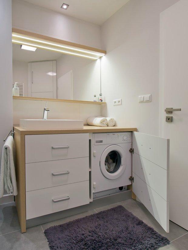 Фотография: Ванная в стиле Современный, Кухня и столовая, Советы – фото на INMYROOM