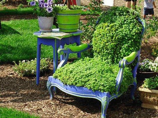 Фотография: Ландшафт в стиле , Декор интерьера, DIY, Дача, Сад – фото на INMYROOM