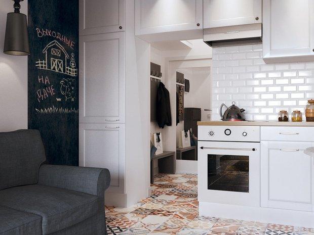Фотография: Кухня и столовая в стиле Скандинавский, Советы, Гид, Oras – фото на INMYROOM