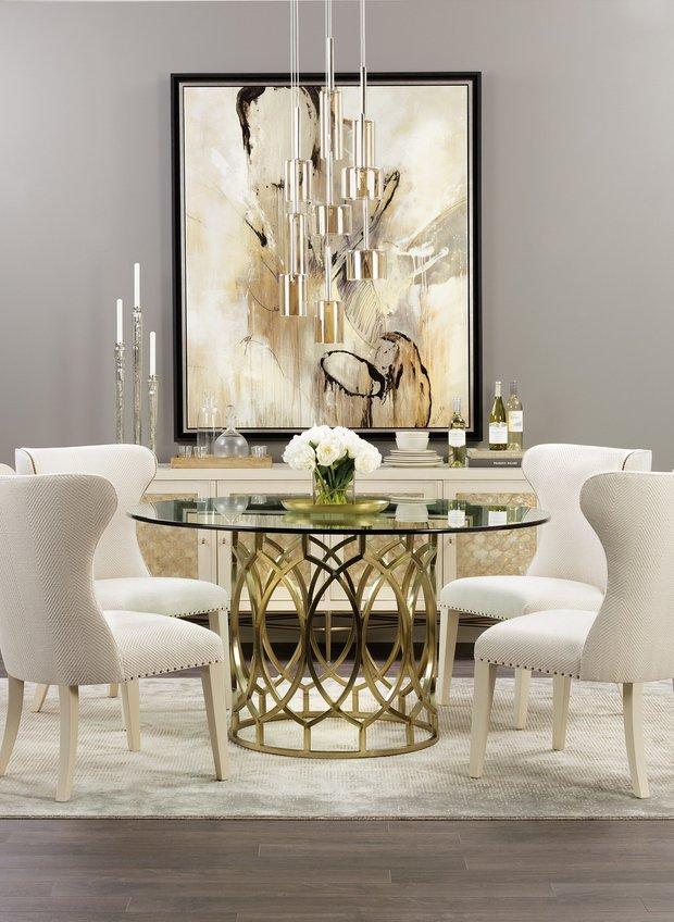 Фотография: Кухня и столовая в стиле Классический, Советы, Экспострой, «Экспострой на Нахимовском» – фото на INMYROOM