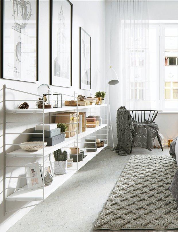 Фотография: Мебель и свет в стиле Скандинавский, Декор интерьера, Советы – фото на INMYROOM