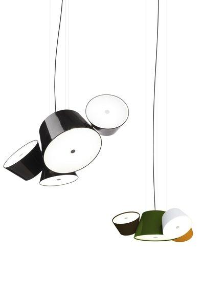 Фотография:  в стиле , Декор интерьера, Marset, Мебель и свет, Светильники – фото на INMYROOM