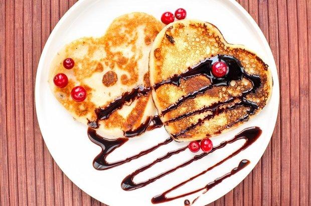 Фотография:  в стиле , Праздник, День святого Валентина, Обзоры, Завтрак, Легкий завтрак, Простые рецепты – фото на INMYROOM