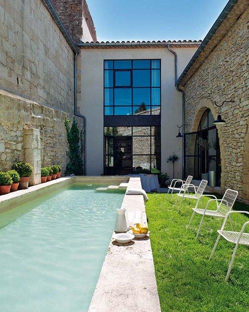 Фотография: Терраса в стиле Прованс и Кантри, Декор интерьера, Дом, Франция, Дома и квартиры – фото на INMYROOM