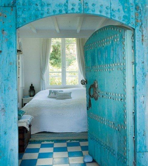 Фотография: Спальня в стиле Восточный, Декор интерьера, Декор дома, Плитка – фото на INMYROOM