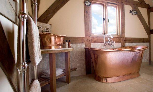 Фотография: Ванная в стиле Прованс и Кантри, Индустрия, Новости – фото на INMYROOM