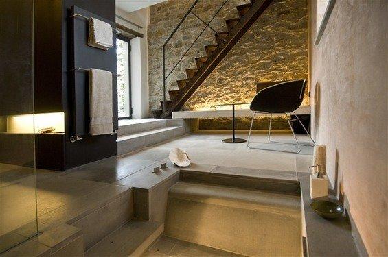 Фотография: Ванная в стиле Современный, Эко, Италия, Дома и квартиры, Городские места, Отель – фото на INMYROOM