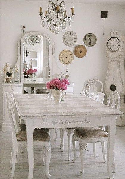 Фотография: Кухня и столовая в стиле Прованс и Кантри, Классический, Эклектика, Декор интерьера, Аксессуары, Декор – фото на InMyRoom.ru