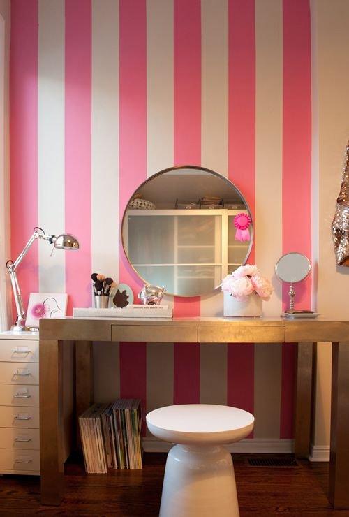 Фотография: Спальня в стиле Современный, Детская, Декор интерьера, Интерьер комнат, Обои – фото на INMYROOM