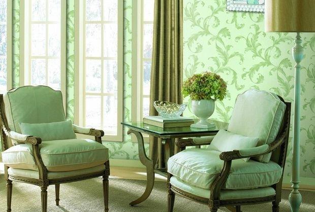 Фотография: Детская в стиле Классический, Декор интерьера, Квартира, Дом, Декор, Зеленый – фото на INMYROOM