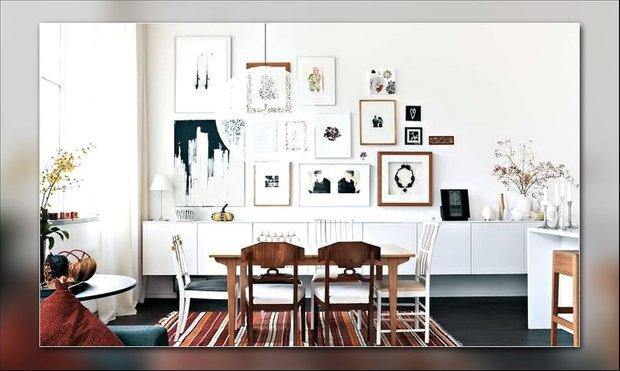 Фотография:  в стиле , Скандинавский, Декор интерьера, Советы, интерьер в скандинавском стиле, декор интерьера в скандинавском стиле, ошибки в декоре – фото на INMYROOM