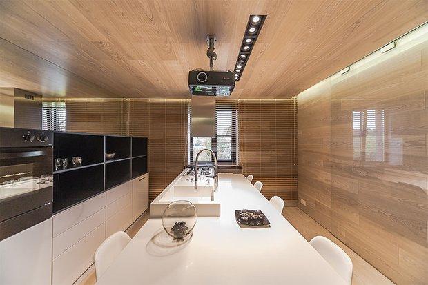 Фотография: Прочее в стиле , Кухня и столовая, Интерьер комнат, Проект недели, Дачный ответ – фото на INMYROOM