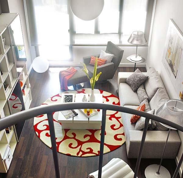 Фотография: Гостиная в стиле Лофт, Декор интерьера, Декор, Советы – фото на INMYROOM