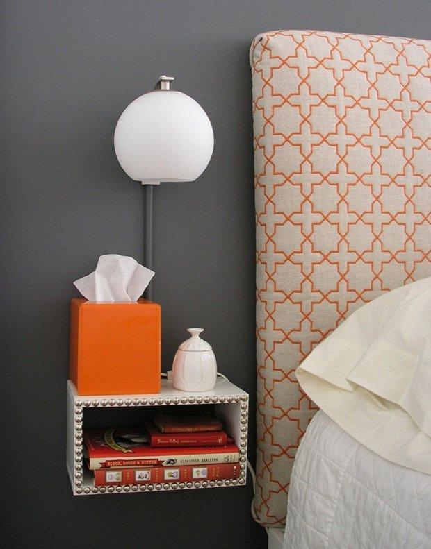 Фотография: Мебель и свет в стиле Современный, Спальня, Интерьер комнат – фото на INMYROOM