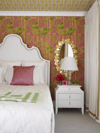 Фотография: Спальня в стиле Классический, Современный, Дом, Дома и квартиры – фото на INMYROOM