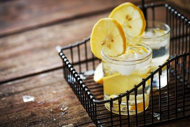 Фотография:  в стиле , Обзоры, Напитки, Здоровье, Лимон – фото на INMYROOM