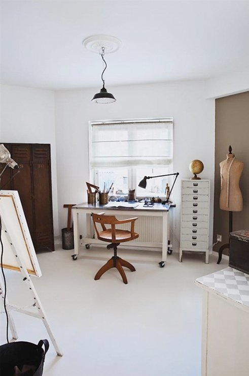 Фотография: Офис в стиле Скандинавский, Декор интерьера, Советы, Подоконник – фото на INMYROOM