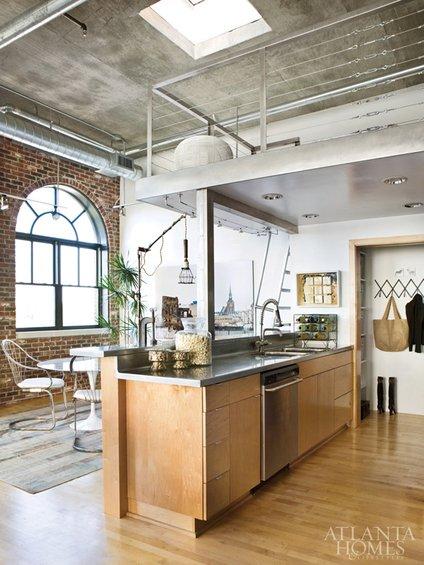Фотография: Кухня и столовая в стиле Лофт, Классический, Скандинавский, Декор интерьера, Квартира, Дома и квартиры, Индустриальный – фото на INMYROOM