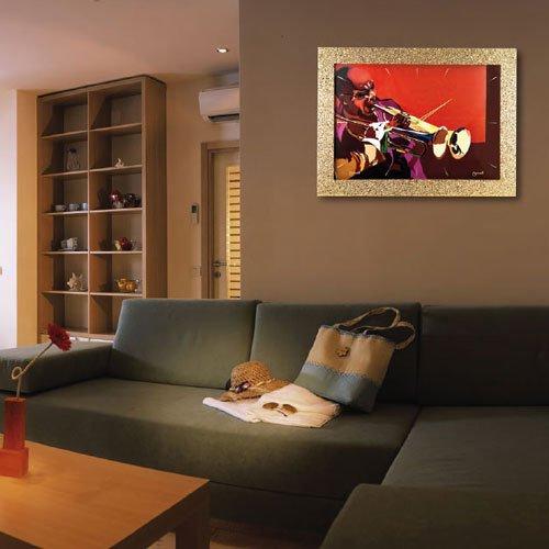 Фотография: Гостиная в стиле Прованс и Кантри, Декор интерьера, Часы, Декор дома – фото на InMyRoom.ru
