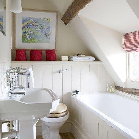 Фотография: Ванная в стиле Скандинавский, Интерьер комнат, Ванна – фото на INMYROOM