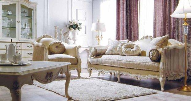 Фотография: Гостиная в стиле Прованс и Кантри, Освещение, Декор, Советы, Ремонт на практике – фото на INMYROOM
