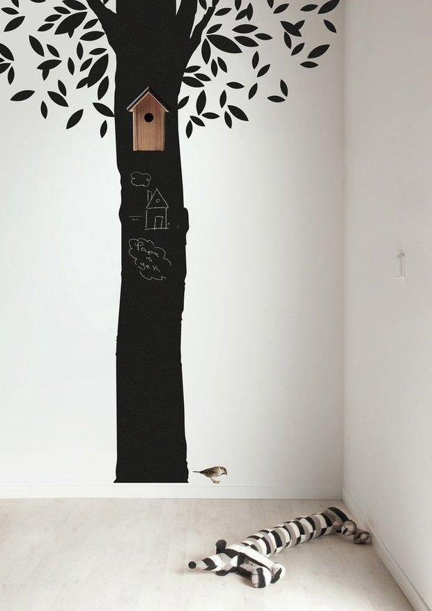 Фотография: Декор в стиле , Детская, Декор интерьера, Интерьер комнат, Обои – фото на INMYROOM