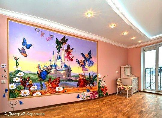 Фотография: Спальня в стиле Скандинавский, Декор интерьера, DIY, Роспись – фото на INMYROOM