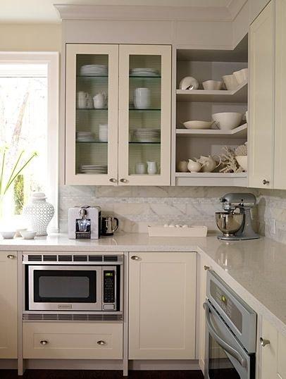 Фотография: Кухня и столовая в стиле Современный, Мебель и свет, Советы, Ремонт на практике – фото на INMYROOM