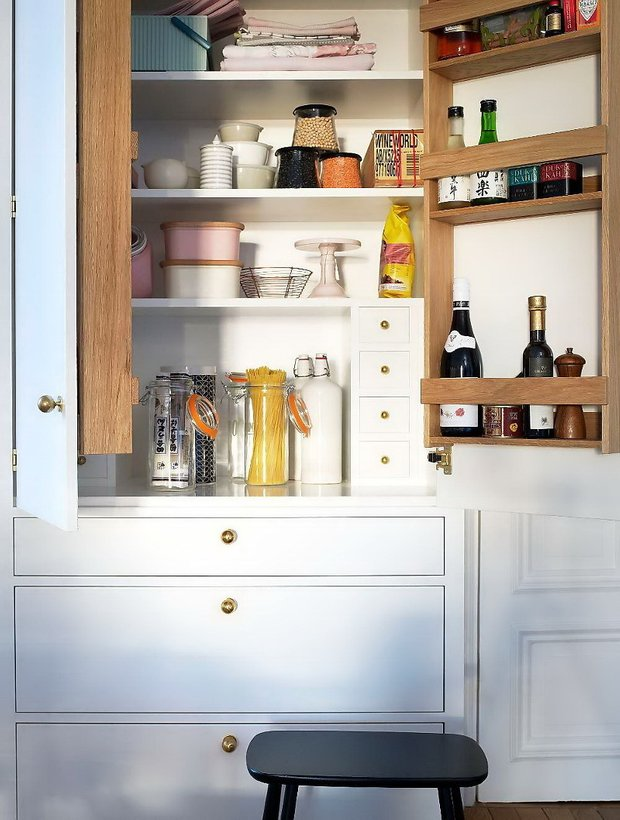 Фотография:  в стиле , Советы, интерьер кухни – фото на INMYROOM