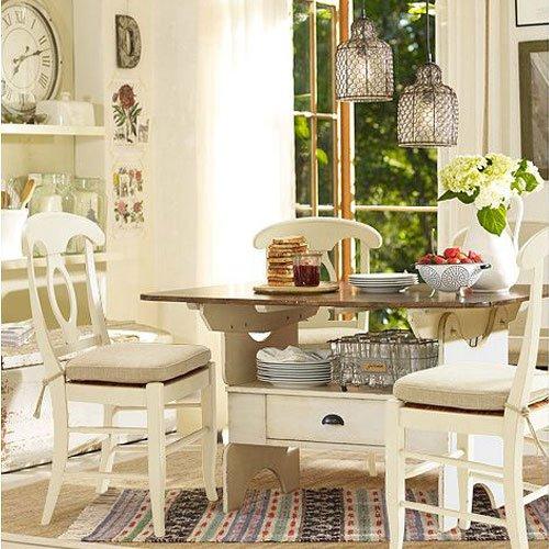 Фотография: Кухня и столовая в стиле Прованс и Кантри, Классический, Современный, Декор интерьера, Часы, Декор дома – фото на InMyRoom.ru