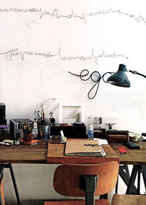 Фотография: Офис в стиле Лофт, Декор интерьера, Квартира, Дома и квартиры – фото на INMYROOM