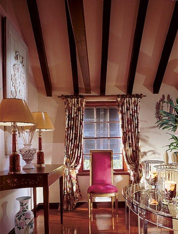 Фотография: Декор в стиле Прованс и Кантри, Классический, Современный, Эклектика, Дом, Дома и квартиры, Интерьеры звезд – фото на INMYROOM