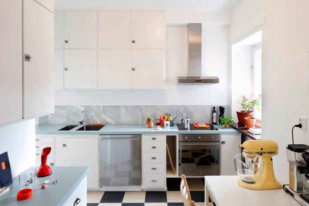 Фотография: Кухня и столовая в стиле Скандинавский, Декор интерьера, Квартира, Дома и квартиры – фото на InMyRoom.ru