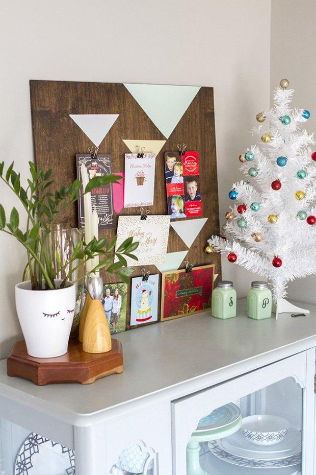 Фотография:  в стиле , Декор интерьера, Декор, новогоднее оформление интерьера, новогодний декор – фото на INMYROOM