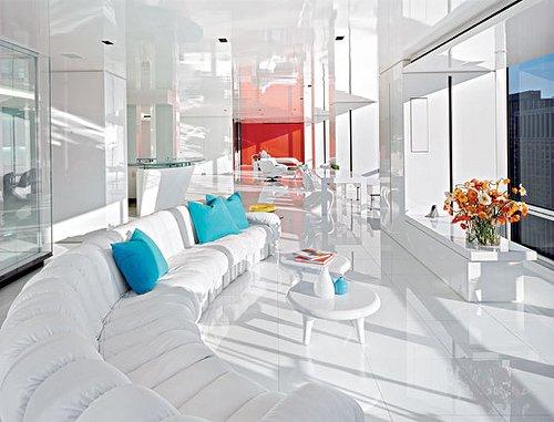 Фотография: Гостиная в стиле Современный, Хай-тек, Декор интерьера, Дом, Мебель и свет, Футуризм – фото на INMYROOM