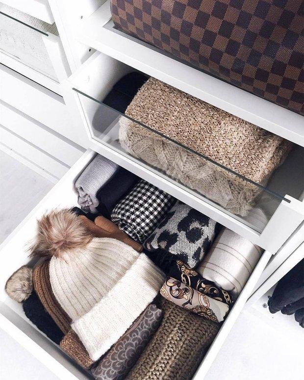 Фотография:  в стиле , Прихожая, Советы, хранение вещей, Ольга Кулешова – фото на INMYROOM