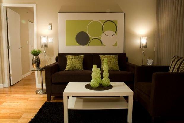 Фотография: Мебель и свет в стиле Классический, Декор интерьера, Квартира, Дом, Декор, Зеленый – фото на INMYROOM