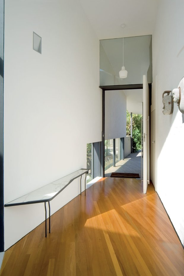 Фотография: Прихожая в стиле Современный, Дом, Австралия, Дома и квартиры – фото на INMYROOM