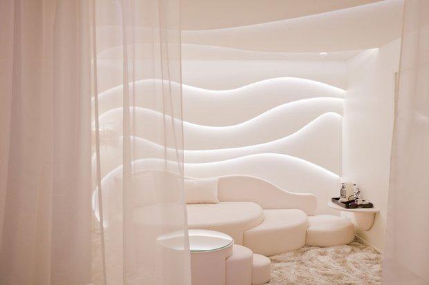 Фотография: Декор в стиле Современный, Интерьер комнат, Мебель и свет, Подсветка, Торшер – фото на INMYROOM