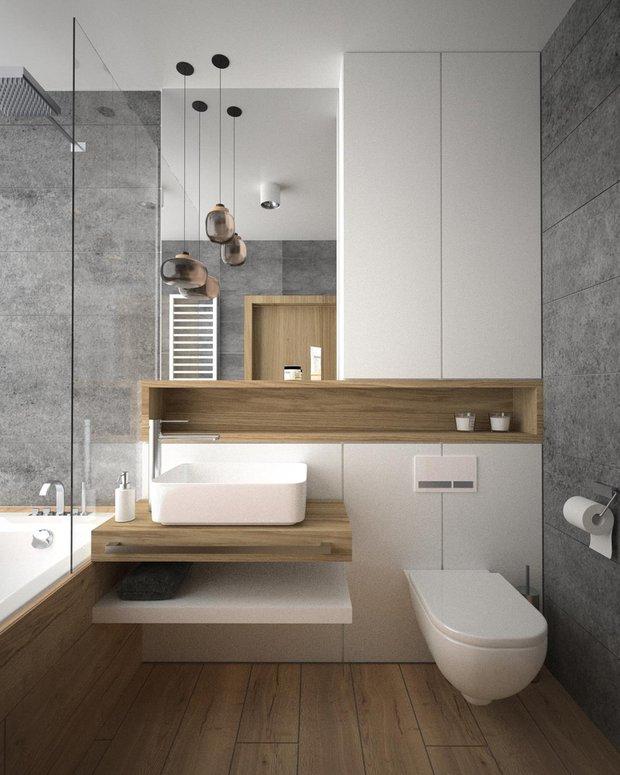 Фотография: Ванная в стиле Эко, Советы, Electroluх – фото на INMYROOM