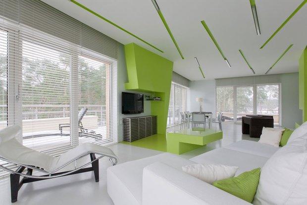 Фотография: Гостиная в стиле Хай-тек, Декор интерьера, Декор дома, Советы – фото на INMYROOM