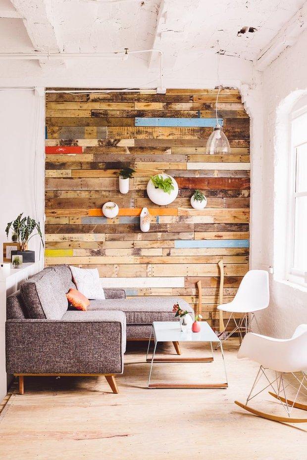 Фотография: Гостиная в стиле Скандинавский, Лофт, Декор интерьера, Декор дома – фото на INMYROOM