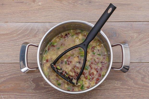 Фотография:  в стиле , Первое блюдо, Суп, Кулинарные рецепты, Варить, 30 минут, Европейская кухня – фото на INMYROOM