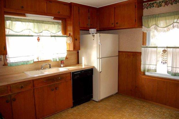 Фотография: Кухня и столовая в стиле Прованс и Кантри, Интерьер комнат, Бытовая техника – фото на INMYROOM