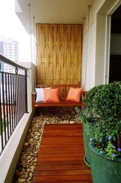 Фотография: Балкон в стиле Прованс и Кантри, Современный, Эко, Квартира, Декор, Советы, как обустроить открытый балкон, городской балкон, открытый балкон, идеи для открытого балкона – фото на INMYROOM